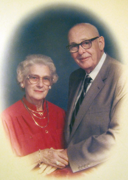 Dr. Woodrow Strayer & Ella Mae Fleming Dellinger Scholarship Fund