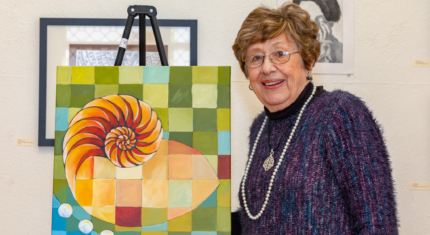 Women's Giving Circle Recognizes Community Contributions of Carolyn E. Steinhauser