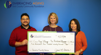 Grants Improve How People Experience Aging in York County