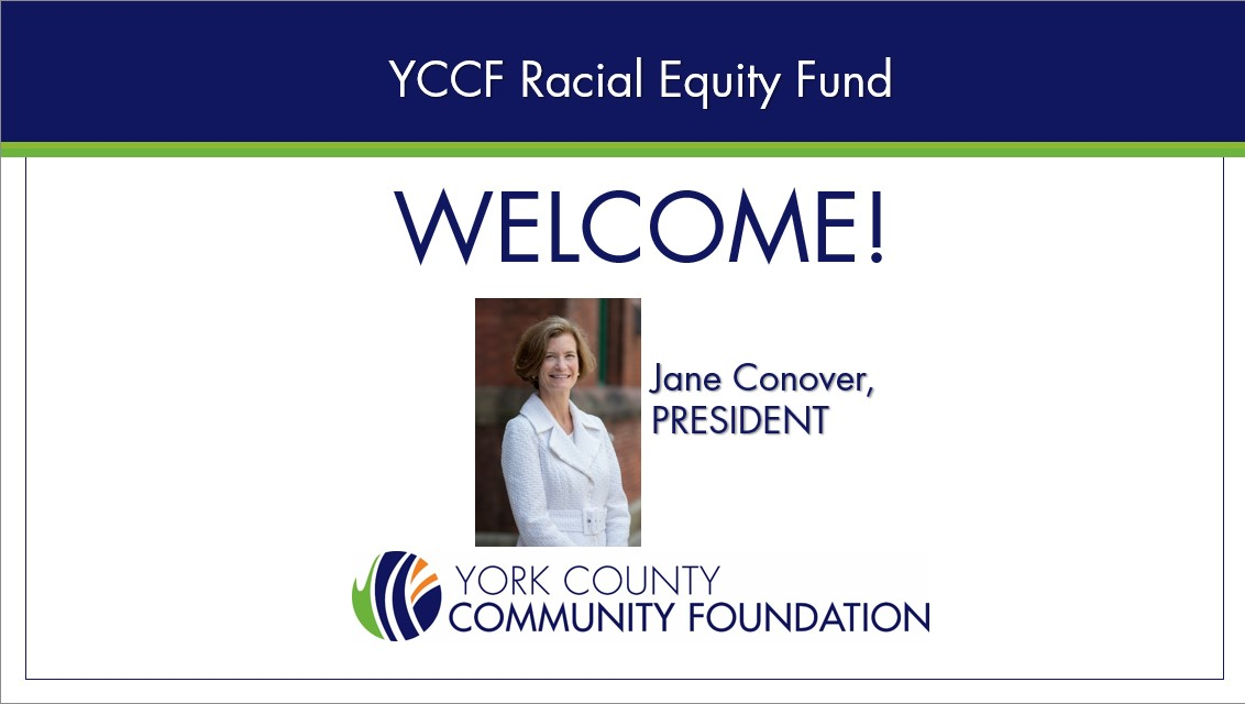 YCCF 2021 Racial Equity Fund Grant Info Session Slides